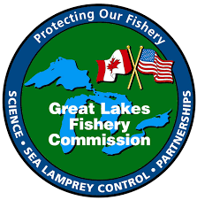 Great Lakes Fishery Commission Logo