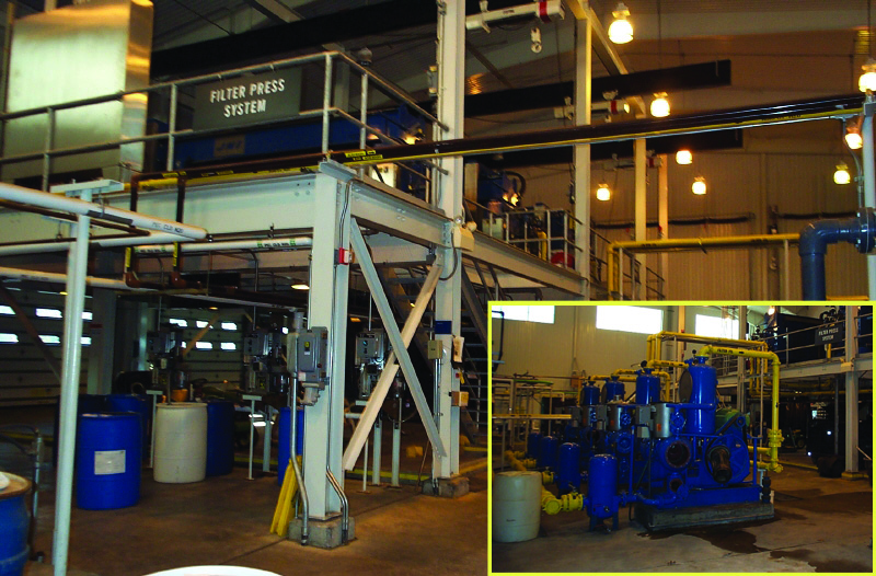 Ott-Story Groundwater Treatment Facility, Muskegon, MI